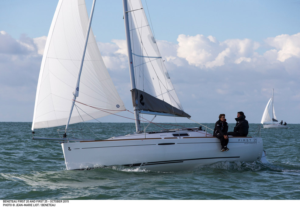 SHIPYARD – BENETEAU – FIRST 20 – FIRST 25